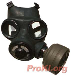 Click here to see Canadian M69 gas masks