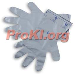 Silver Shield chemical resistant gloves and gloveliners