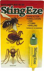 Sting Eze insect relief